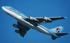 747-4B5 HL7487 Korean Air Lines