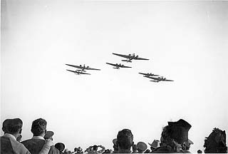 March Field Airshow, September 1937
