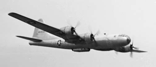Boeing XB-29G Superfortress 44-84043, GEARL, June 22, 1946