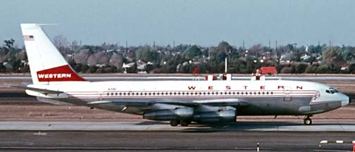 Western Airlines 720-047B, Los Angeles International Airport, February 10, 1972