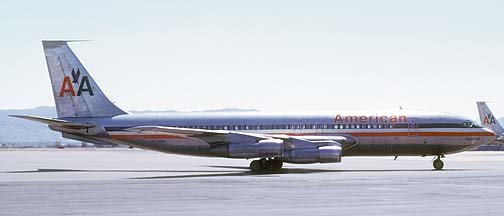 American Airlines 707-123B