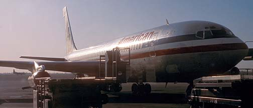 American Airlines 707-123B, Phoenix, May 3, 1975