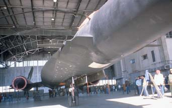 YF-12A, 60-6935 at Edwards AFB, November 12, 1978