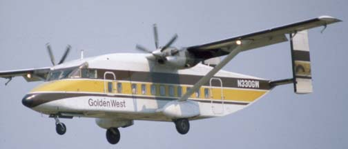 Shorts Skyvan, 330, and 360