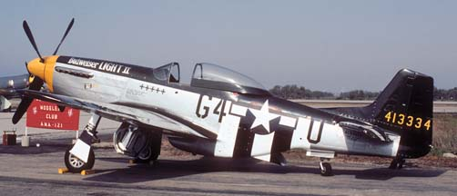 North American P-51D Mustang, NL5441V at Pt. Mugu NWC on October 16, 1982