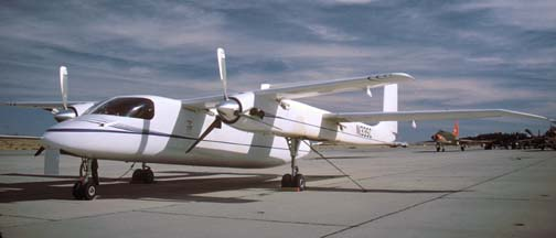 Scaled Composites Model 33 ATTT, N133SC