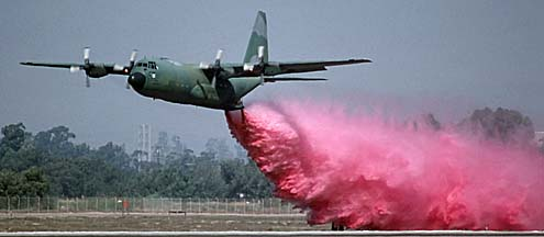 Lockheed C-130 Hercules Firefighters