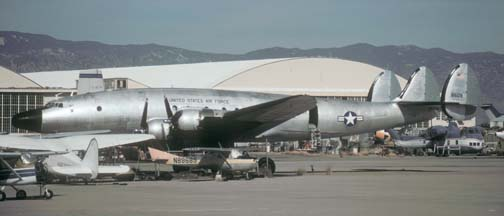 C-121A, 48-0609 at Tucson International Airport on November 27, 1991