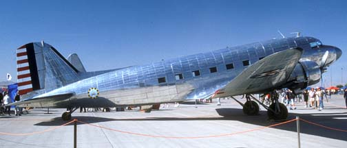 Douglas DC-2 and DC-3 History: 1990 - 2005