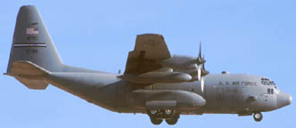 Air Force Reserve Lockheed-Martin C-130E Hercules