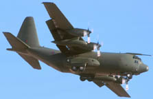 Royal Air Force Lockheed-Martin Hercules