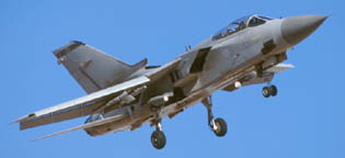 Royal Air Force Panavia Tornado
