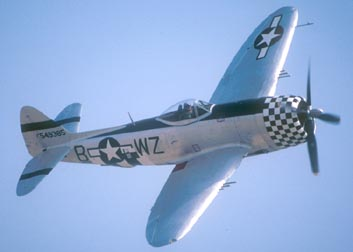 Republic P-47D Thunderbolt, N47DF