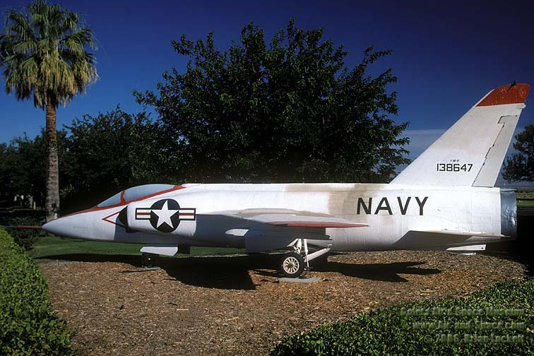 Grumman F11F-2 Super Tiger