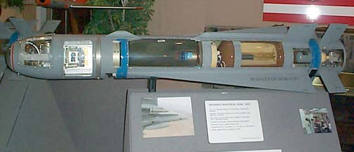 AGM-65F Infra-red Maverick