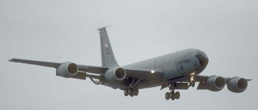 Boeing KC-135R Stratotanker, 61-0300 of the 43 ARG based at MacDill AFB
