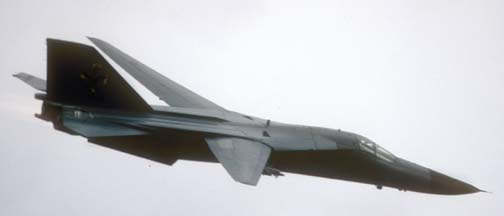 General Dynamics F-111C of RAAF No 6 Sqn based at Amberley