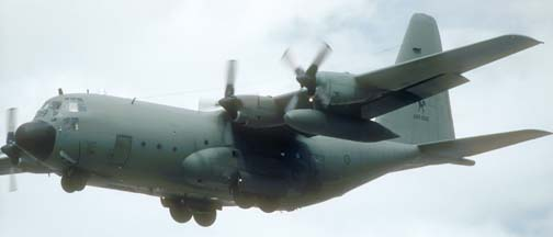 Lockheed-Martin C-130 Hercules, A97-009 of the RAAF