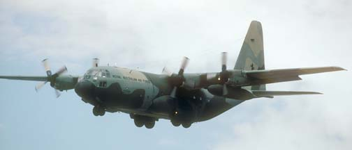 Lockheed-Martin C-130 Hercules, A97-003 of the RAAF
