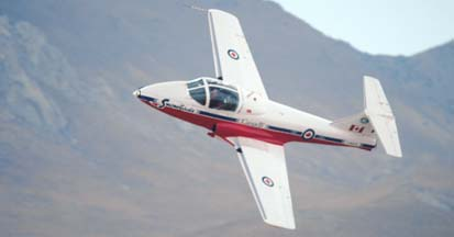 Canadair CT-114 Tutor, 114013, Canadian Snowbirds #1