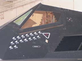 Lockheed F-117A Stealth F 117 Stealth Fighter Cockpit