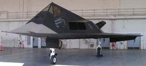 Lockheed F-117A Stealth Fighter, 88-842 of the 8th FS