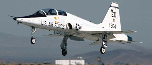 Northrop T-38A Talon, 61-0904 of the 412th Test Wing