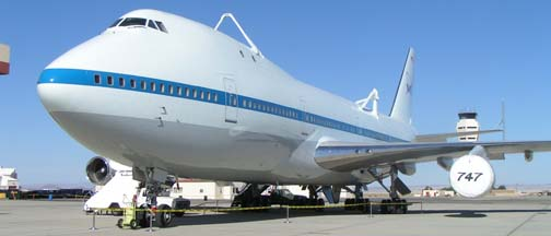 NASA Boeing 747-Shuttle Carrier Aircraft, N905NA