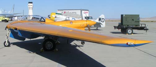 Northrop N-9MB Flying Wing, N9MB