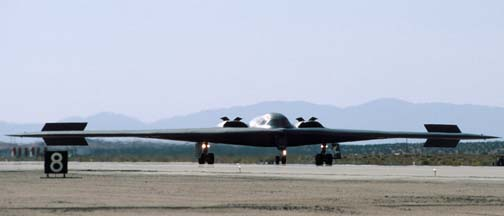 Northrop B-2A Spirit, 82-1068 Spirit of New York of the 412th Test Wing