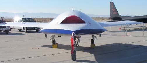 X-45 Unmanned Combat Air Vehicle