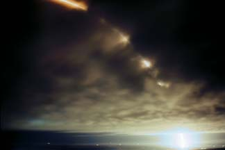 National Reconnaissance Office Atlas IIAS launch, December 2, 2003