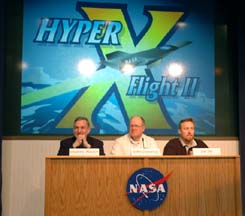 Hyper-X Flight 2 Pre-Flight Briefing