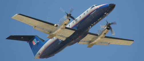 United Express Embraer Emb-120 Brazilia, N295UX