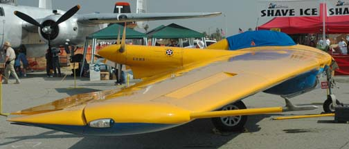 Northrop N9MB Flying Wing, N9MB