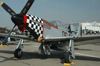 North American P-51D Mustang, N20TF