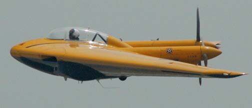 Chino Warbird Show, Flying Displays: page 3