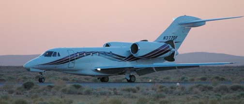 Citation X, N377SF