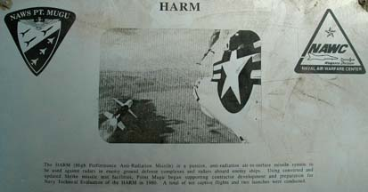 HARM plaque