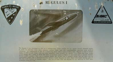 Regulus plaque