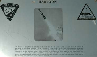 Harpoon plaque