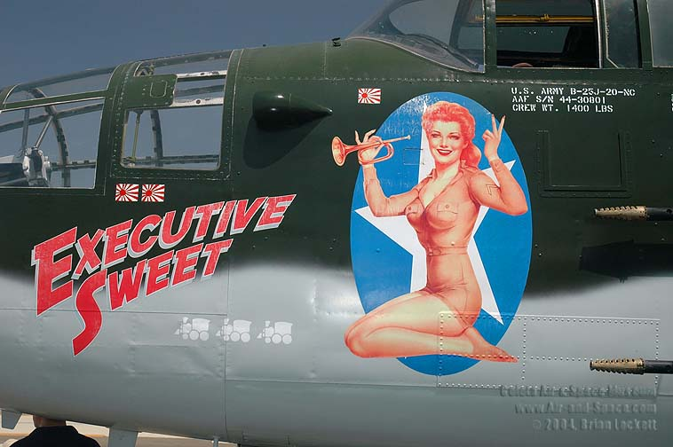 Nude with aircraft, adult movie job