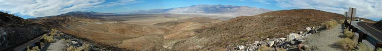 Panamint Valley tour