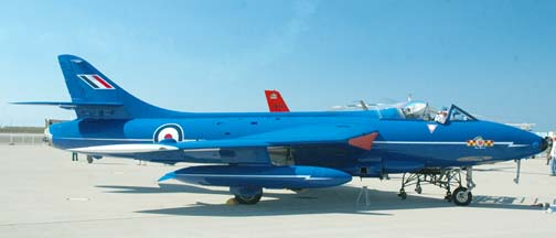 Hawker Hunter Mk58A, N58MX