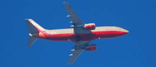 Southwest Airlines Boeing 737-317, N661SW