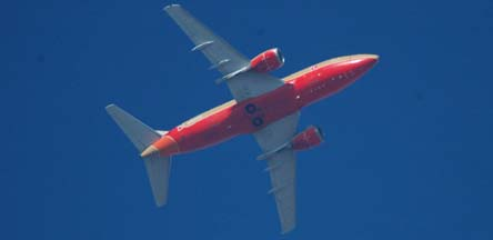 Southwest Airlines Boeing 737-5H4, N505SW