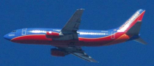 Southwest Airlines Boeing 737-3H4