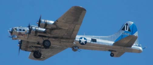Commemorative Air Force B-17G, Sentimental Journey