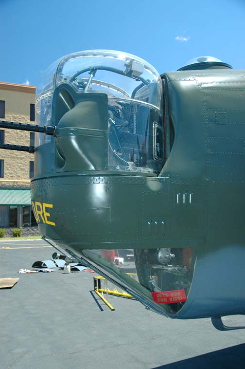 B 24 Ball Turret Air-and-Space.com, Col...
