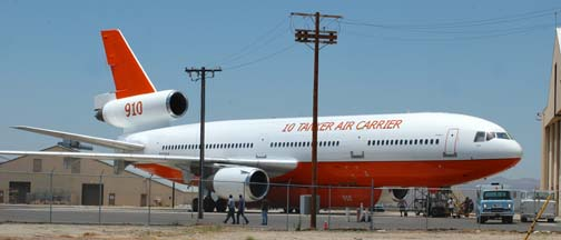 DC-10 Tanker Air Carrier, N450AX at Victorville